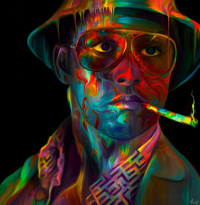 fear and loathing reflection Read fear and loathing in las vegas reviews from parents on common sense   there are a few reflections that hint at some depths behind the relentless.
