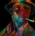 Raoul Duke - Fear and Loathing in Las Vegas