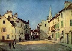 Rue de la Chaussée à Argenteuil