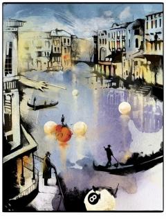 Illustration for Snob Magazine