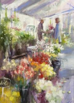 Marche Raspail .....magasin de la fleur