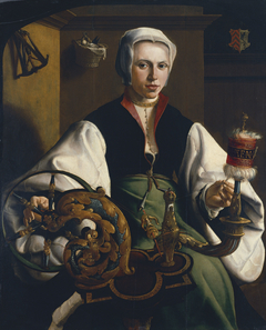 Portrait of a Lady spinning