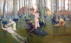 """Swampwater Baptism"""