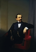 """Portrait of Prince Nikolai Yusupov"""