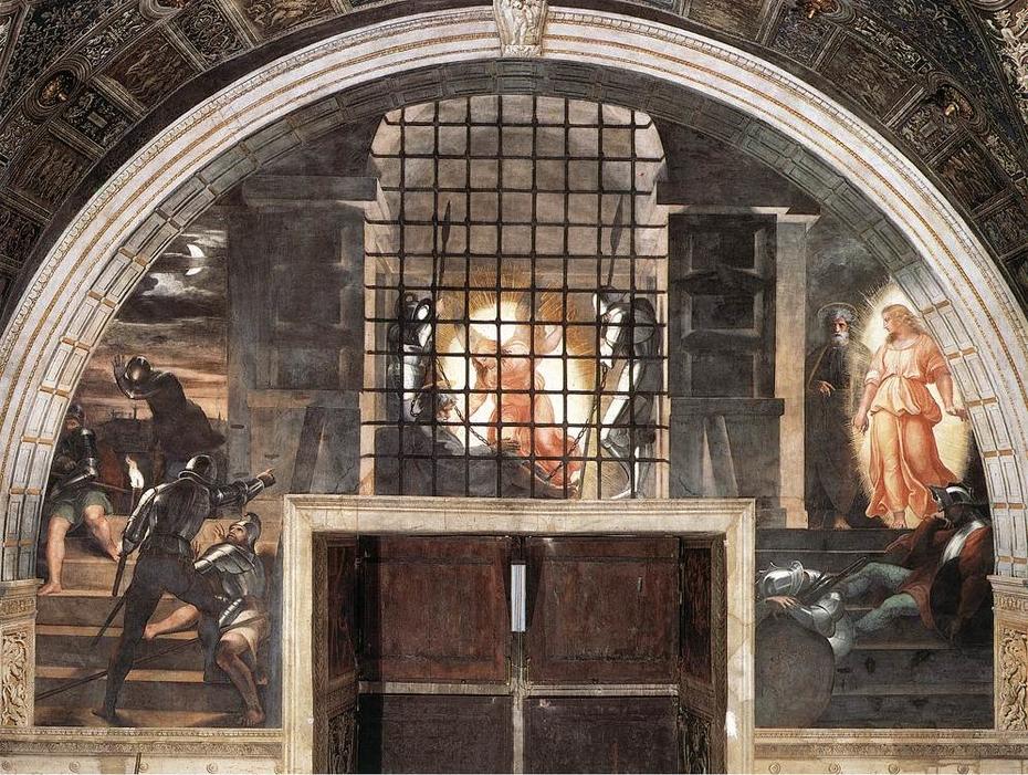 Deliverance of Saint Peter