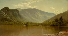 Echo Lake, New Hampshire