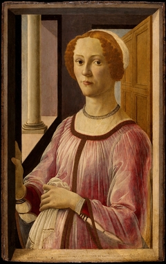 Portrait of a Lady known as Esmeralda Brandini