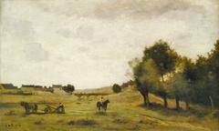 View near Epernon