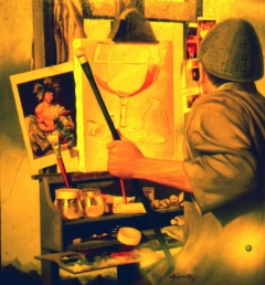 Autorretrato /  Self Portrait