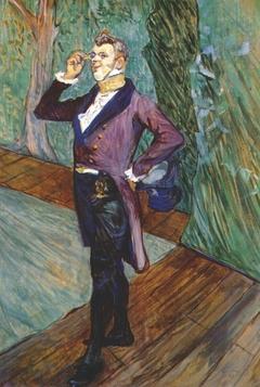 Monsieur Samary, de la Comédie-Française (The Actor Henry Samary)