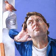Self-portrait No 48