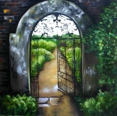 Gateway to the Secret Garden