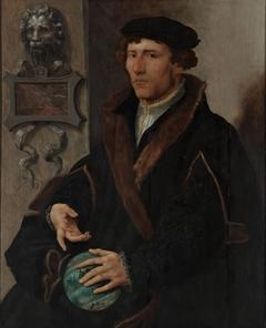 Portrait of Reinerus Frisius Gemma