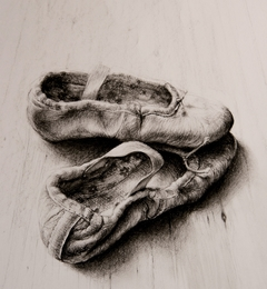 Artists Daughters Dance Shoes