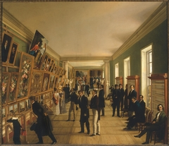 Fine Arts Exhibition in Warsaw in 1828