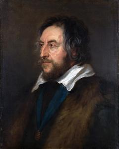 Portrait of Thomas Howard, 2nd Earl of Arundel