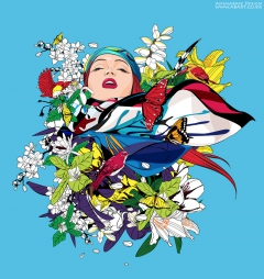 Blossom Woman
