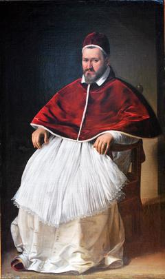 Portrait of Pope Paul V