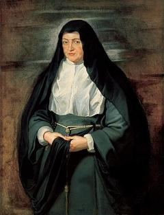 Portrait of Infante Isabella Clara Eugenia