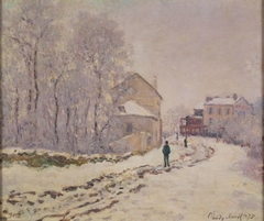 Snow in Argenteuil