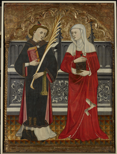St. Stephen and St. Mary Magdalene