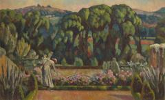 The Artist's Garden at Durbins, Guildford