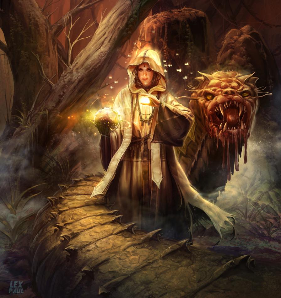 Wizard queen